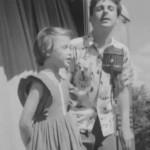 Paul Buissonneau et le théâtre La Roulotte, 1953