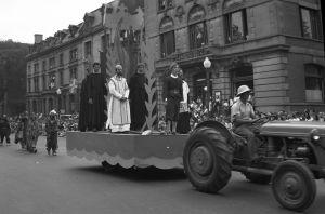 Char allégorique représentant les Saints martyrs canadiens, VM94,Z213-2