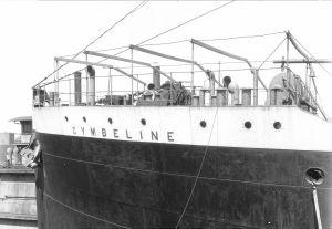Incendie et explosion du navire Cymbeline, 1932, VM94Z106-17