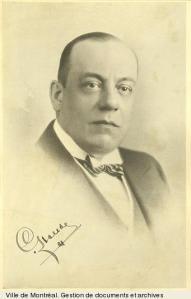 Camillien Houde, [194-], BM1, P0966-1