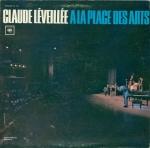 Claude Léveillée à la Place des Arts, 1964