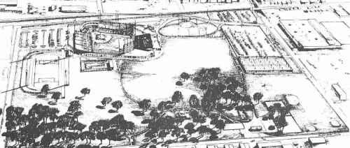 Le Parc Jarry dans le Guide de presse 1969
