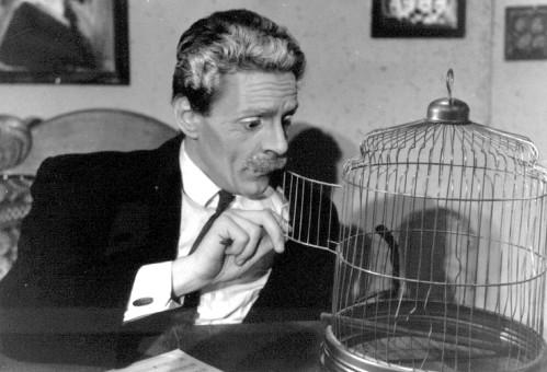 Claude Léveillée dans Les oiseaux de lune, 1958, VM105Y2D193-10