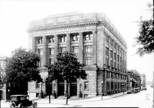 Cour municipale de Montréal, années 1930, VM94,Z202
