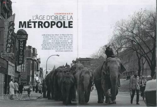 Magazine Derniere Heure, 30 mars 2012