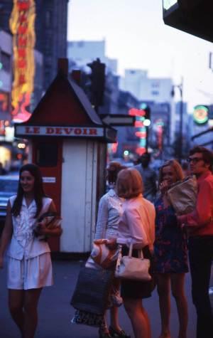 Rue Sainte-Catherine, 25 août 1969, VM94-Ad141-003