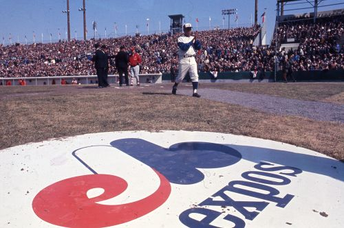 Match inaugural des Expos de Montréal, 14 avril 1969, VM94-Ad76-0131
