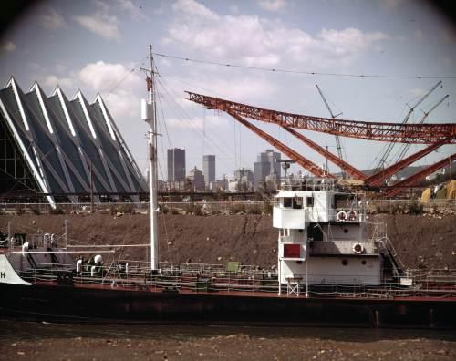 Voie maritime et construction d'Expo 67, 1966, VM94-Ad110-002