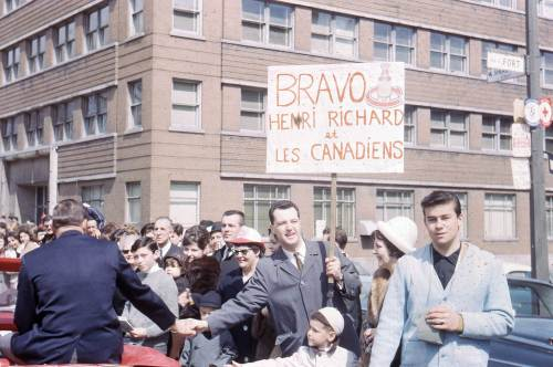 Les partisans des Canadiens,  9 mai 1966, VM94,Ed28-26